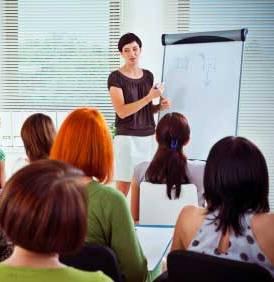 Бизнес идея: Создание обучающих курсов.