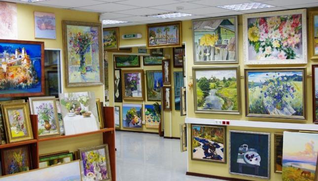 Продажа картин — особый вид бизнеса