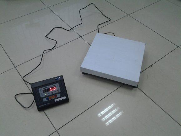 весы платформенные до 300 кг - покупайте только в компании «Весмастер»!