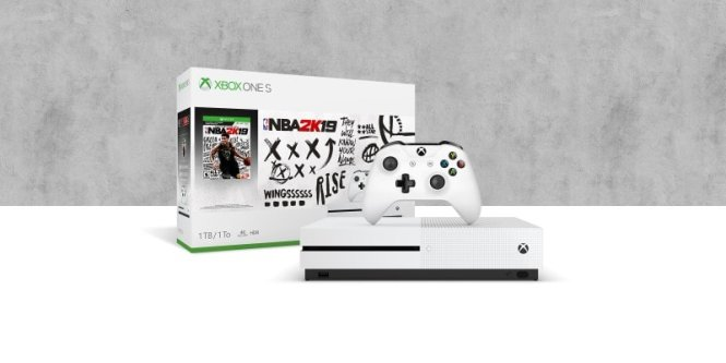 Мечта геймера - Microsoft Xbox One S 1Tb: 12 игр и бандл