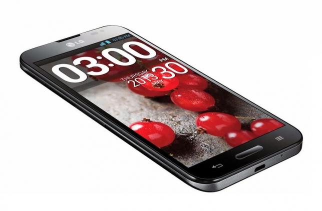 Европейцы получат наследника LG Optimus G