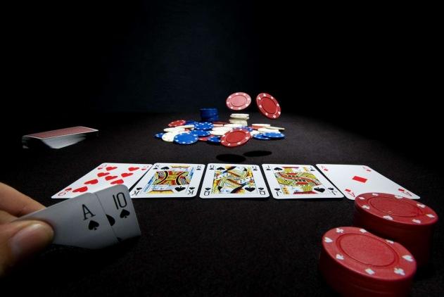Громпокер - молодий покер рум