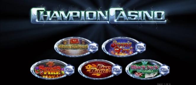 казино Champion - лучшее место для игры на деньги